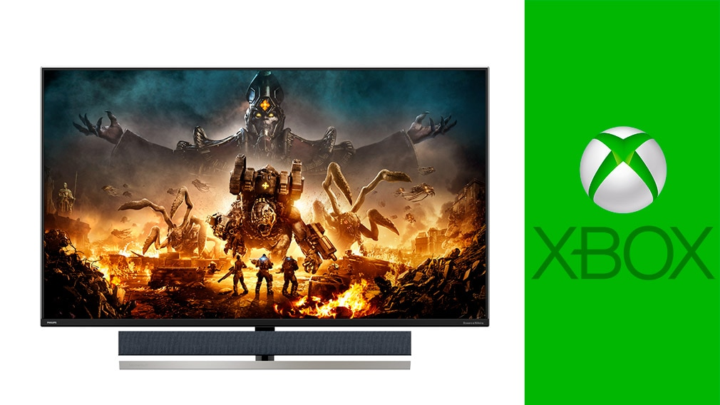 "Philips Momentum ""Designed for Xbox"""