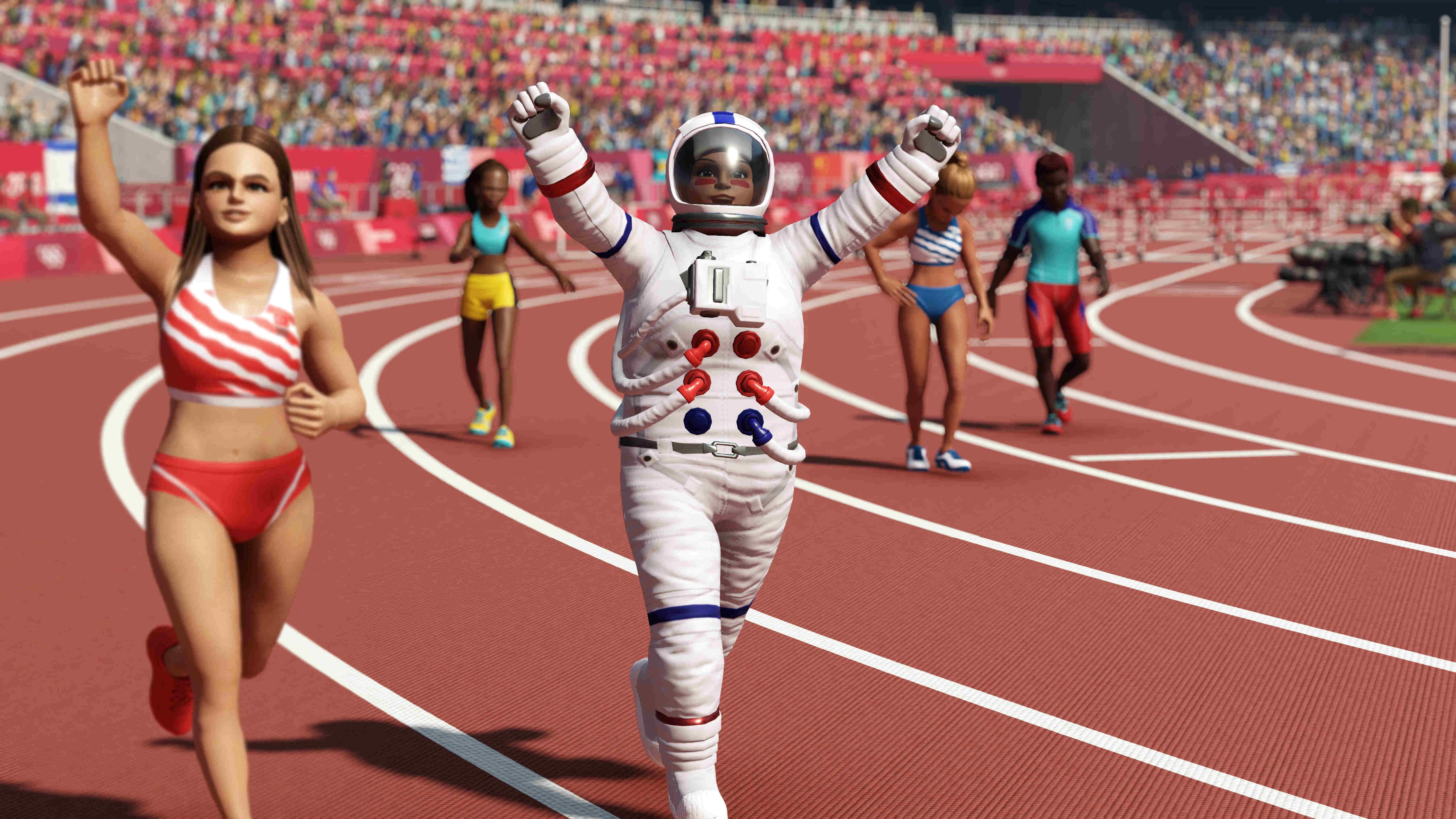 Olympische Spiele Tokyo 2020 Im Test Keine Goldmedaille Fur Sega Computer Bild