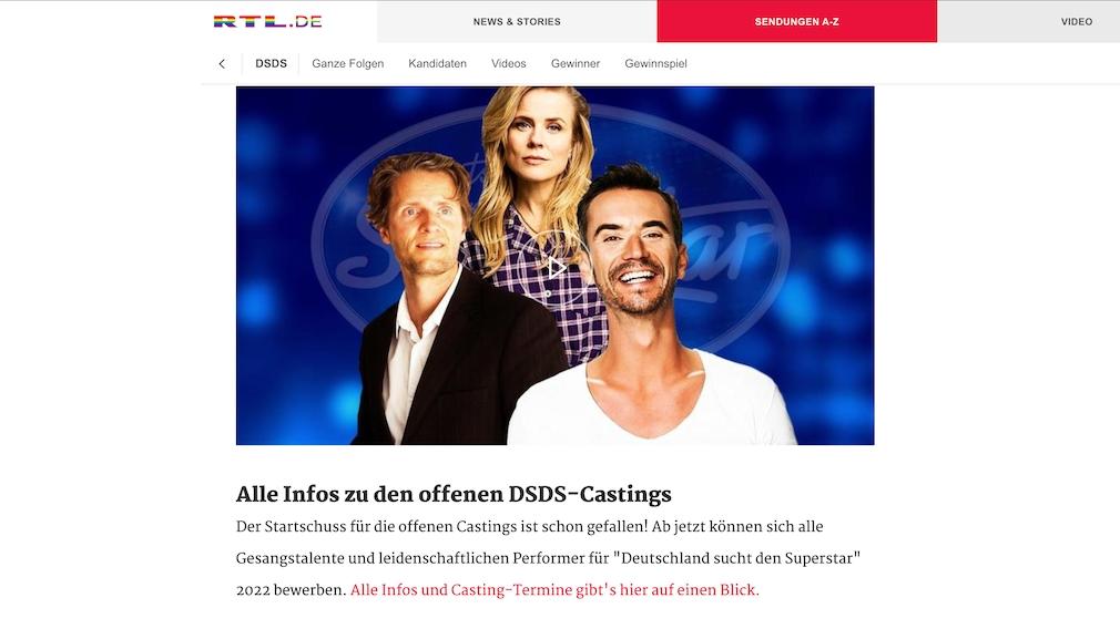 DSDS 2022: Die Jury