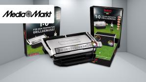 Optigrill bei Media Markt im Angebot: Tefal-Kontaktgrill zum Hammerpreis©Media Markt, iStock.com/Daronk Hordumrong