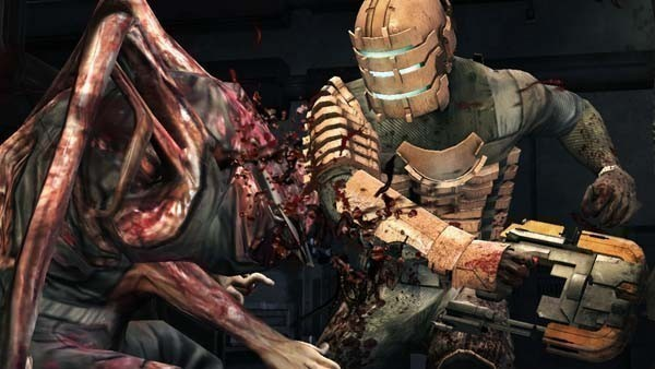 Actionspiel Dead Space: Isaac