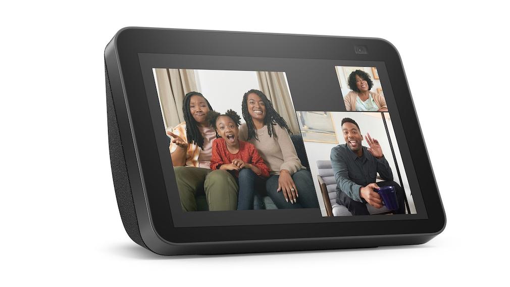 Amazon Echo Show 8 (2021) im Test: Videotelefonie