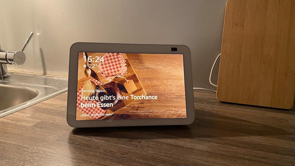 Amazon Echo Show 8 (2021) im Test
