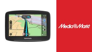 Dank Navigationsgerät sicher ans Ziel: TomTom im Media-Markt-Deal©Media Markt