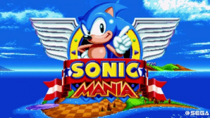 Sonic Mania©Sega