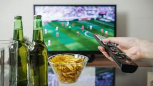 Gemütlicher Fußball-Abend©pexels.com