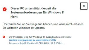 Windows-11-Systemanforderungen©Microsoft