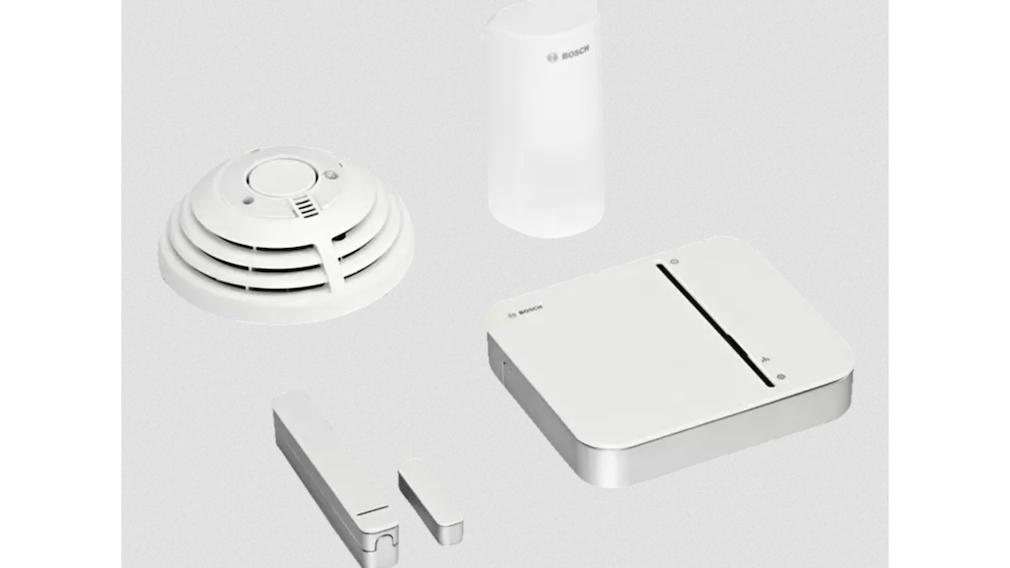 Smart Home Sicherheit Starter-Kit von Bosch
