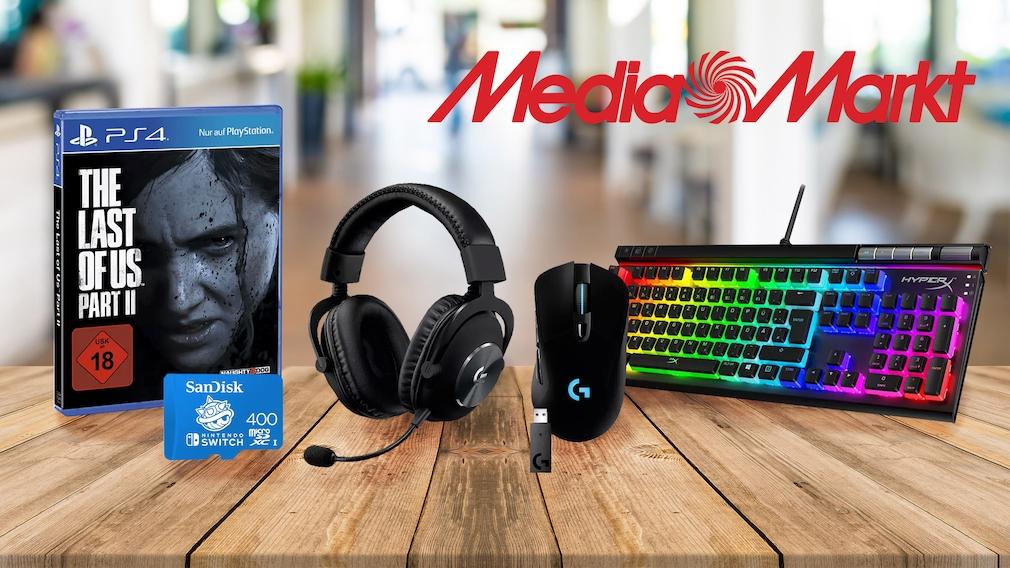 Media-Markt-Angebote: Mit Rabattaktion zur Gamescom sparen