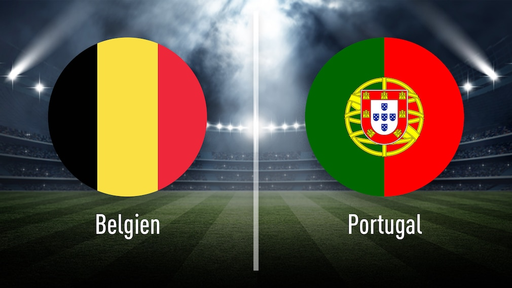 EM-Achtelfinale Belgien gegen Portugal: Tipps, Prognosen, Quoten
