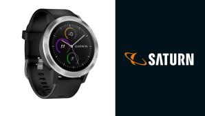 Smartwatch g�nstiger: Garmin-Uhr bei Saturn im Angebot©Saturn, Garmin