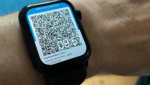 Impfzertifikat auf der Apple Watch©COMPUTER BILD