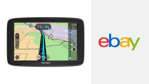 Navigationsgerät bei Ebay im Angebot: Mit TomTom günstig ans Ziel©Ebay, TomTom