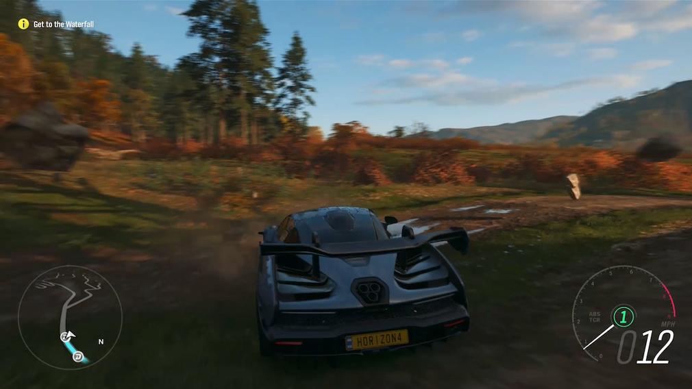 "Screenshot aus dem Spiel ""Forza Horizon 4"""