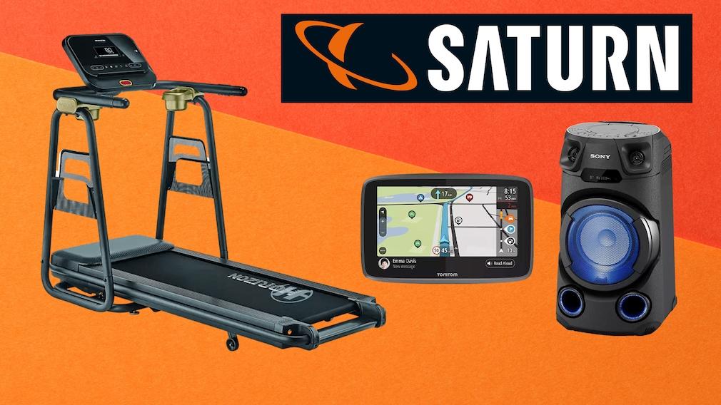 Weekend Deals XXL bei Saturn: Top-Deals zu Sparpreisen abstauben