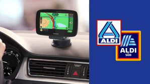 Navigationsgerät bei Aldi im Angebot: TomTom zum absoluten Discounterpreis©Aldi, TomTom