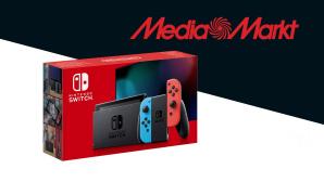 Media-Markt-Angebot: Nintendo-Switch-Bundle günstiger sichern©Media Markt, Nintendo