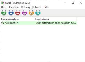 Switch Power Scheme