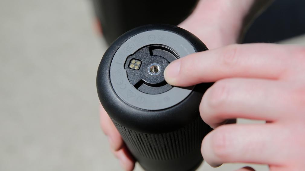 Bose SoundLink Revolve II im Test: Anschluss