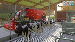 Landwirtschafts-Simulator 22 Gameplay©Giants Software