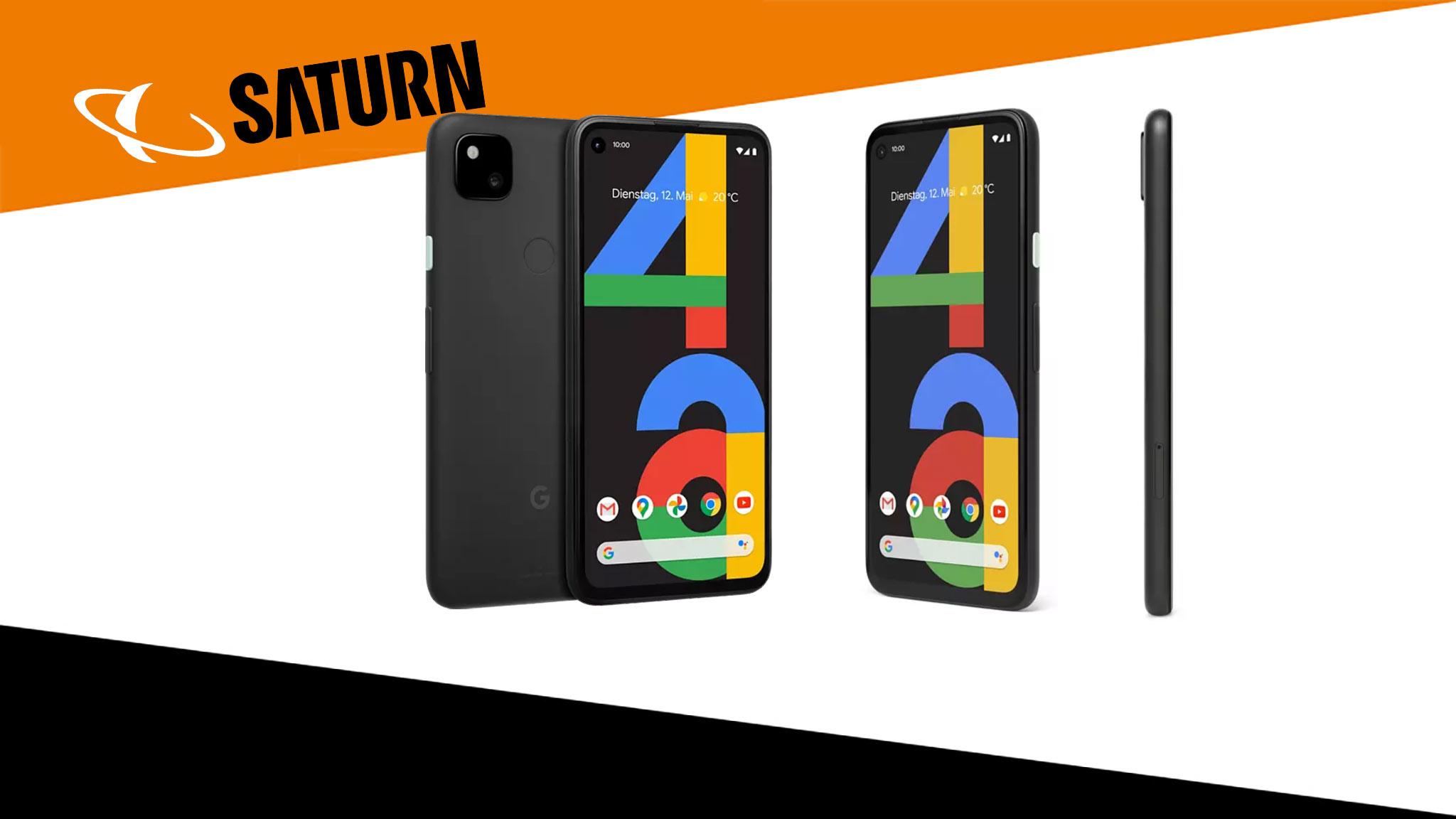 Google-Smartphone bei Saturn im Angebot: Pixel 4a zum Bestpreis sichern