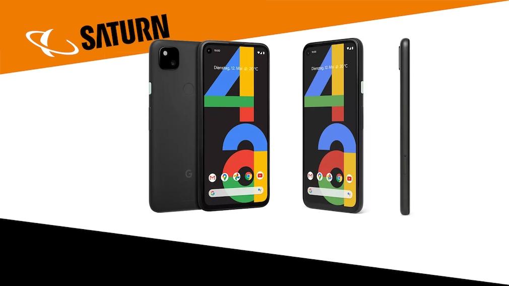 Saturn-Angebot: Google-Smartphone bis zu 46 Euro günstiger
