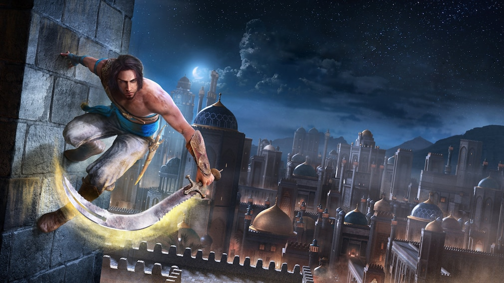 Prince of Persia Sands of Time Ubisoft