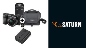 Sony-Kamera bei Saturn©Saturn / Sony