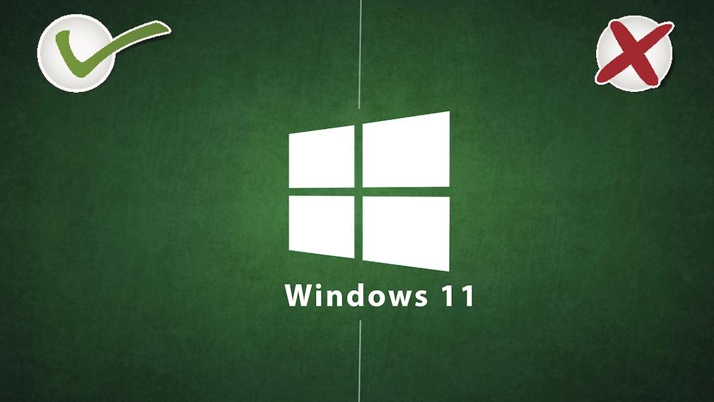 Windows-11-Top-Features: Die Tops und Flops im Betriebssystem Was zeichnet Windows 11 aus – und was leistet es nicht? 11 Tops und 11 Flops.