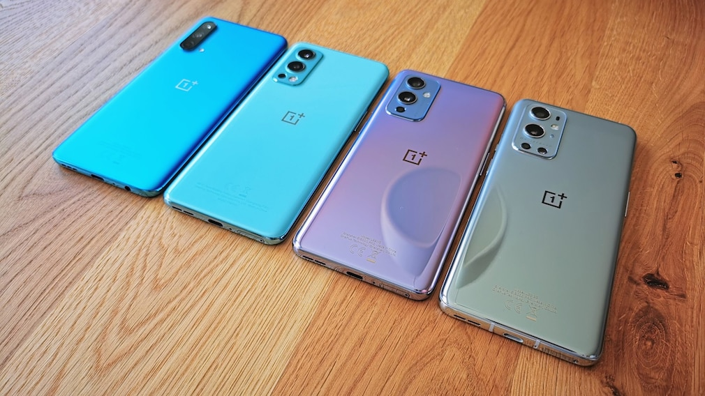 OnePlus Nord CE 5G, OnePlus Nord 2, OnePlus Nord 9, OnePlus Nord 9 Pro