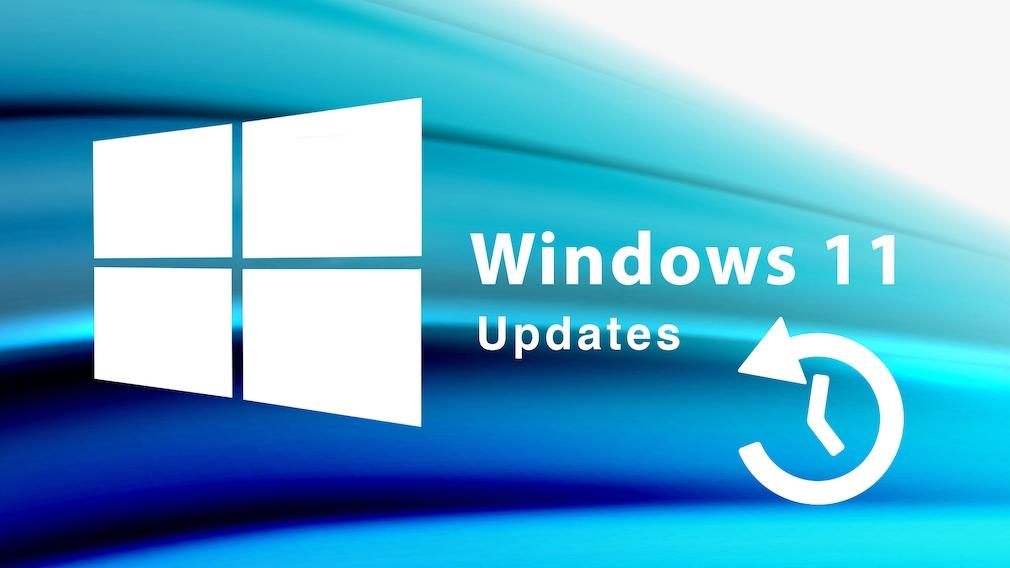 Windows 11 schätzt zeigt die geschätzte Update-Dauer an