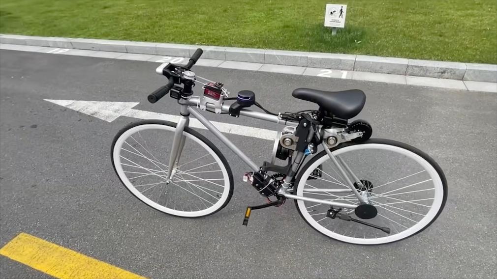 Das Xuan-Bike