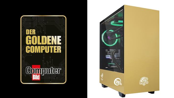 Goldener Computer 2021