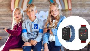 Wenn das Smartphone einfach noch zu gro� ist: Die Kinder-Smartwatch Anio 5 jetzt in der COMPUTER BILD-Edition.©Anio