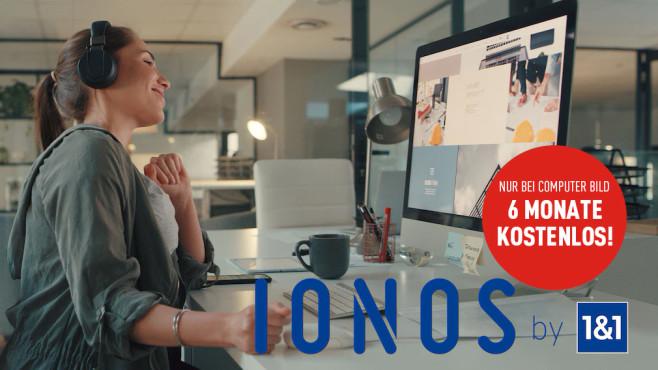 Ionos©iStock.com/Marco VDM, IONOS