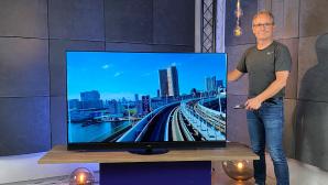 Panasonic TX-65JZW2004 im Test: Der OLED-Fernseher �berzeugt mit nat�rlichen Farben und brillantem Kontrast.©COMPUTER BILD