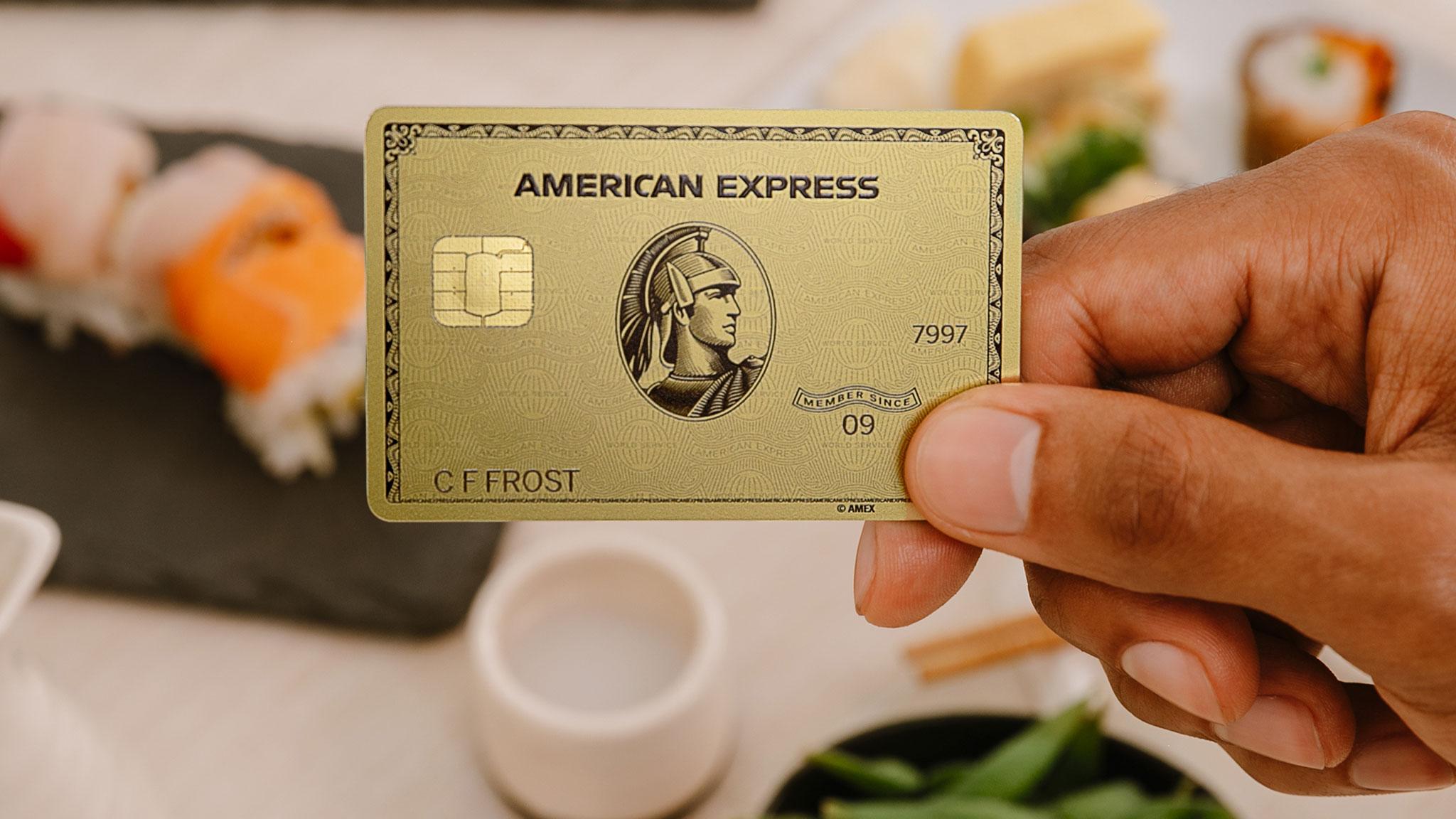 Amex Gold: Kreditkarte mit neuer Mobilitäts-Prämie - COMPUTER BILD