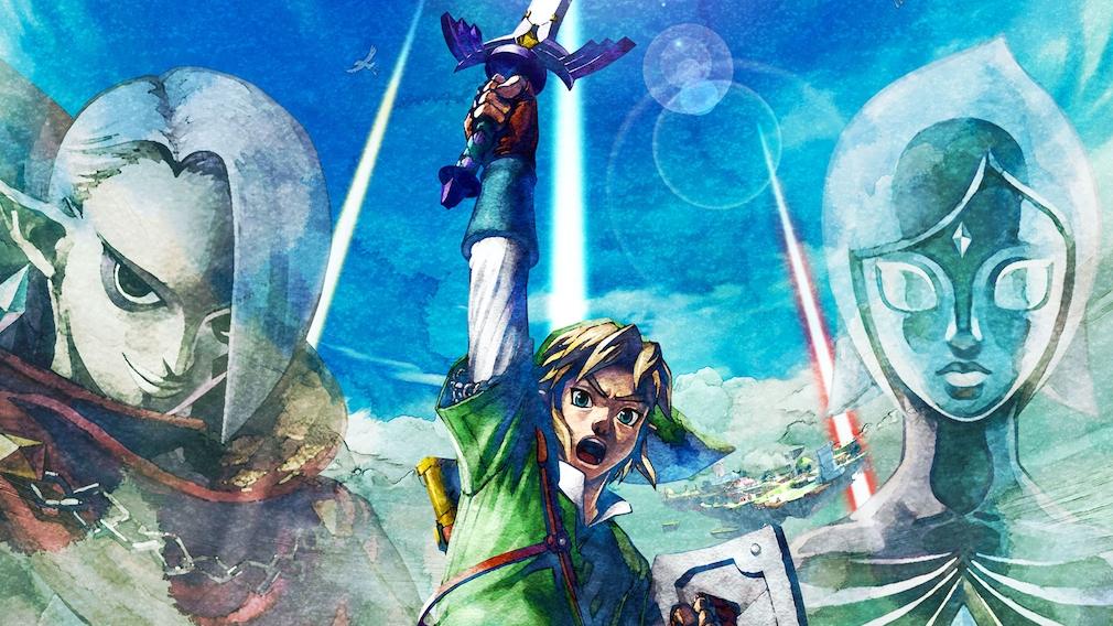The Legend of Zelda – Skyward Sword HD