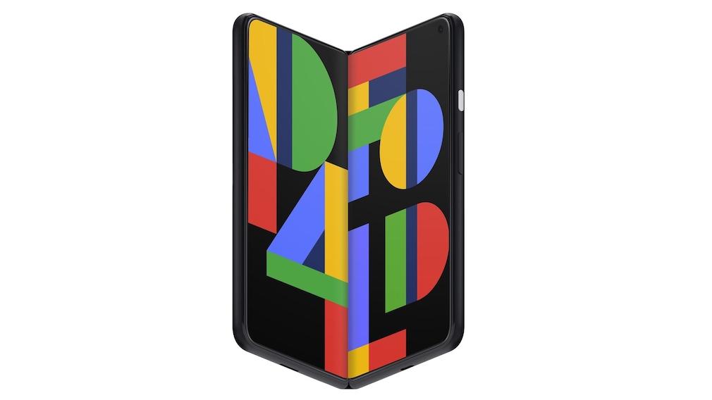 Renderbild Google Pixel Fold