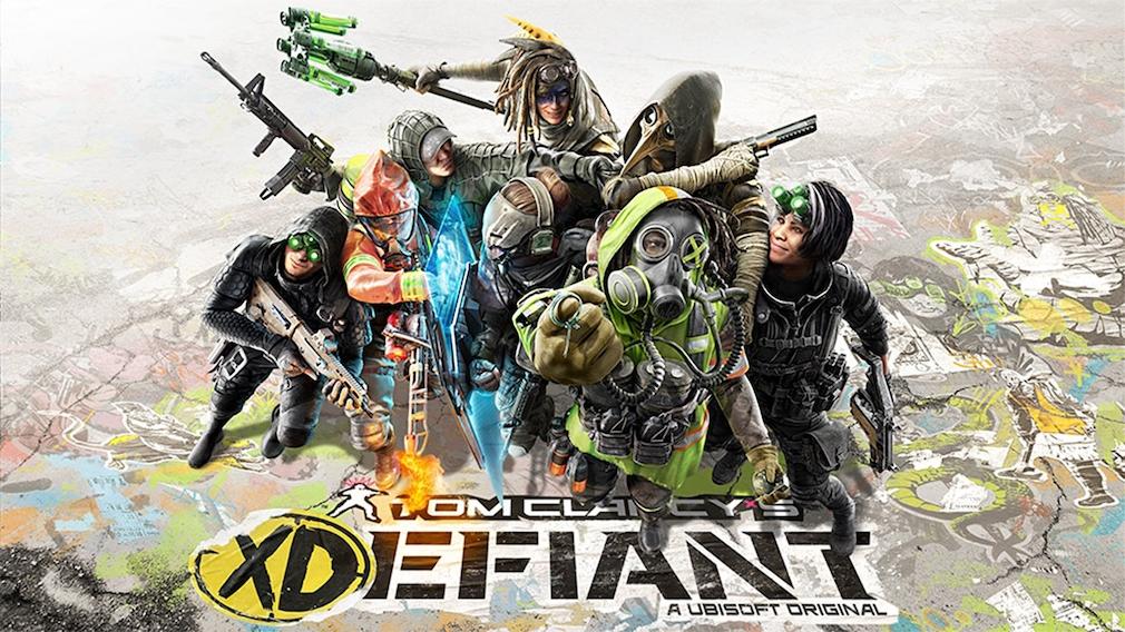 XDefiant-Charaktere