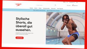 Speedo: Jetzt exklusiven Spar-Deal im Webshop sichern©Screenshot Webshop Hersteller