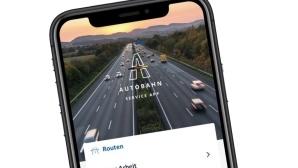 Autobahn-App©Bundesautobahnverwaltung