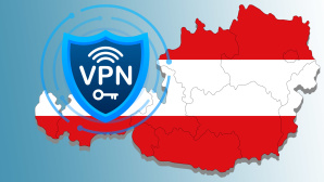 VPN f�r �sterreich©iStock.com/Oleksandr Hruts, iStock.com/Artyom Kozhemyakin