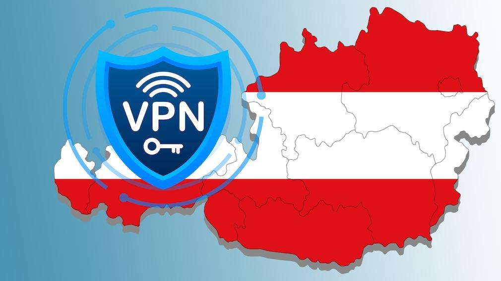 VPN für Österreich©iStock.com/Oleksandr Hruts, iStock.com/Artyom Kozhemyakin