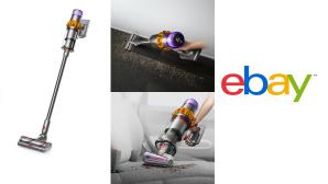 Akku-Staubsauger bei Ebay im Angebot: Jetzt brandneuen Dyson V15 abstauben©Ebay, Dyson