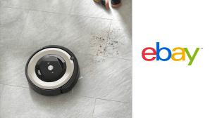 Roomba Saugroboter bei Ebay direkt vom Hersteller kaufen©iRobot, Ebay