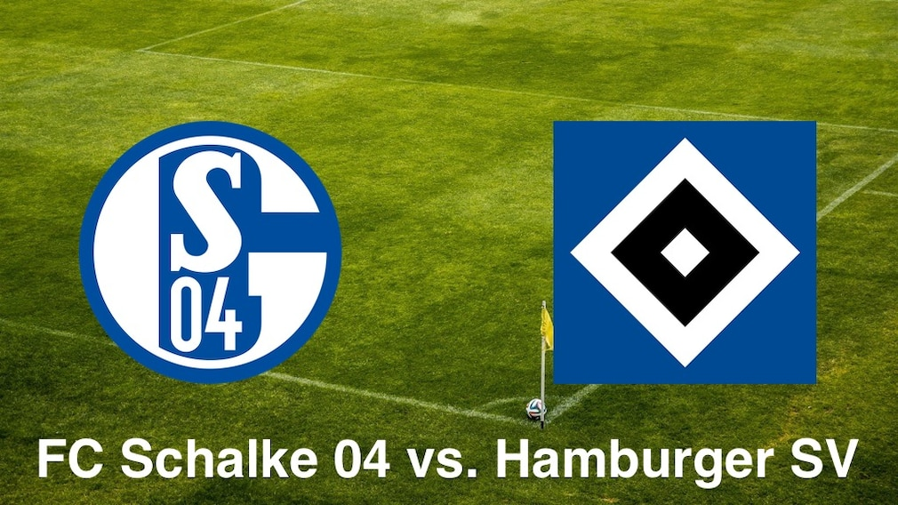 2. Bundesliga: Schalke vs. HSV