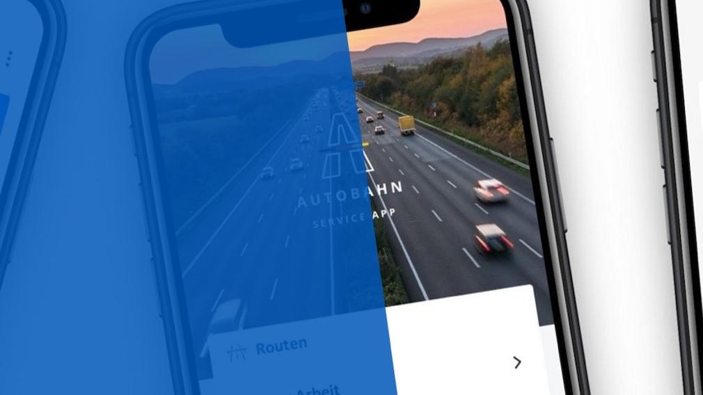 Autobahn-App