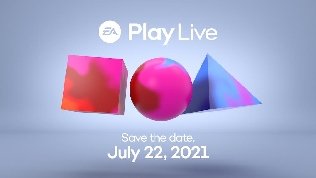 EA Play Live 2021: Logo