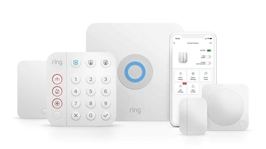 Ring Alarm 2. Generation